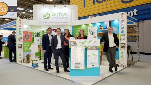 Carlton Packaging Exhibition