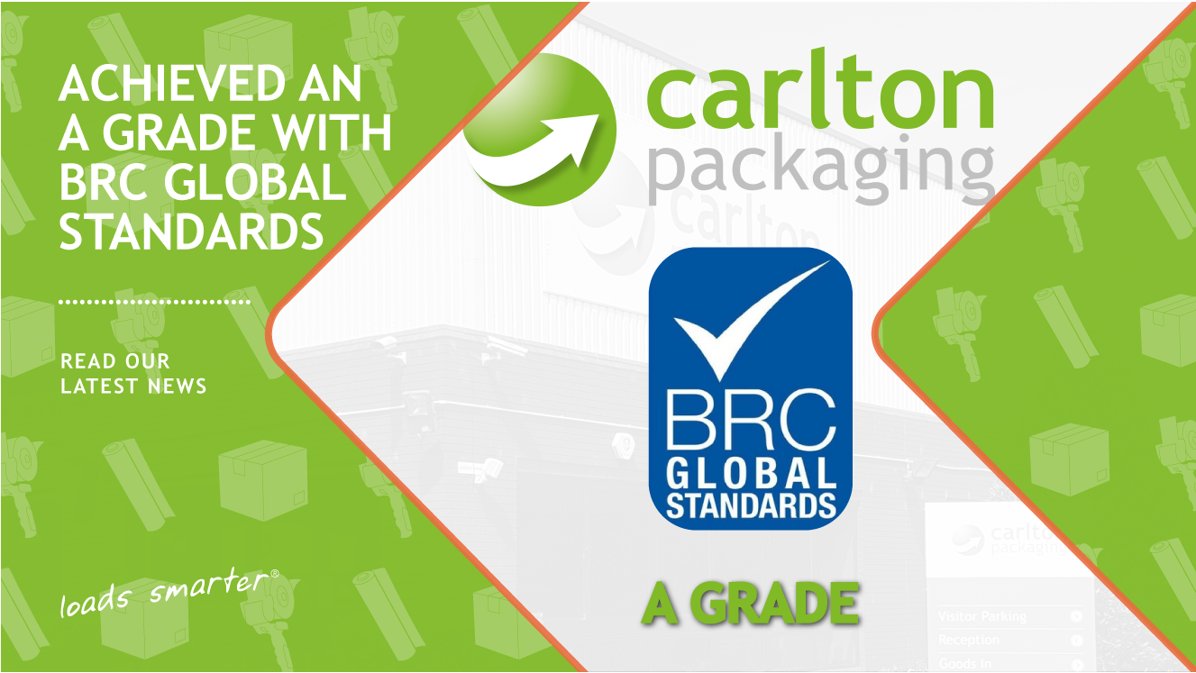 Carlton Achieve An A Grade Certification With Brc Global Standards