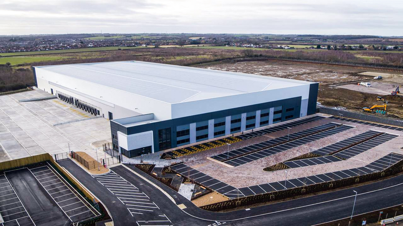 Carlton Packaging announces further expansion with new 172,000sqft Bedfordshire distribution facility